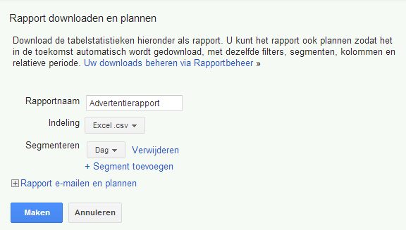 2. download rapport