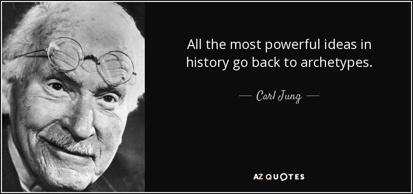 7. Carl Jung quote archetypes