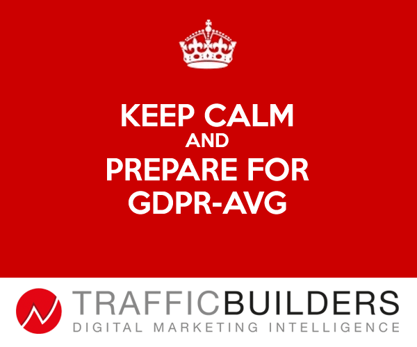 Keep Calm and Prepare for GDPR-AVG