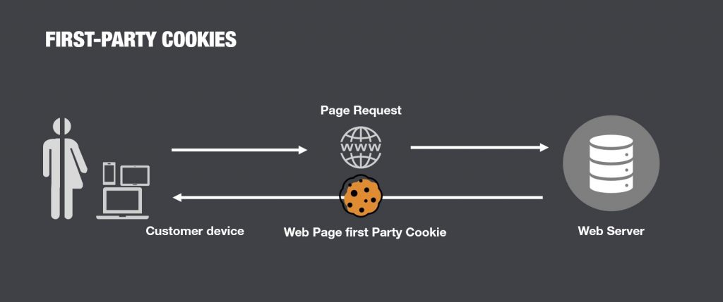 first party cookie cookieless era traffic builders